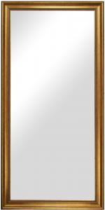 Spejl Rokoko Guld 50x100 cm