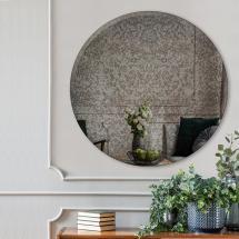 Spejl Prestige Oxidized 60 cm Ø