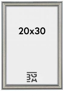 Frigg ramme Sølv 20x30 cm