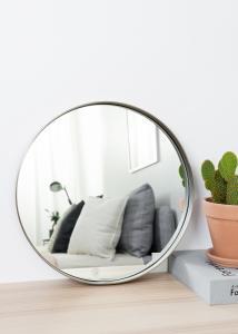 Spejl Metal 40 cm Ø