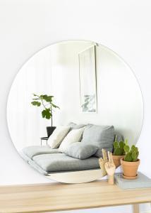 KAILA Rundt Spejl Deluxe 110 cm Ø