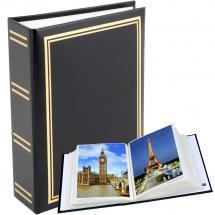 Exclusive Line Minimax Album Sort - 100 Billeder i 10x15 cm