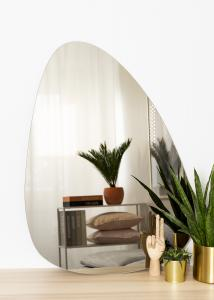 KAILA Spejl Shape I Dark Bronze 70x100 cm