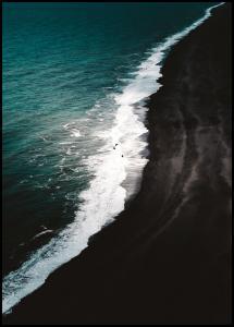 Black Beach Plakat