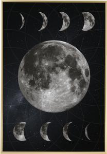 Moon Phases Plakat