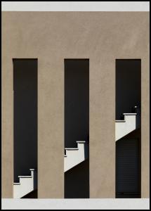 Staircase Plakat