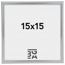 New Lifestyle Sølv 15x15 cm