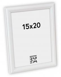 Line ramme Hvid 15x20 cm