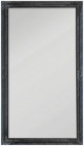 Spejl Bologna Sort 60x90 cm
