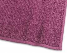 Gæstehåndklæde Stripe Frotté - Syren 30x50 cm