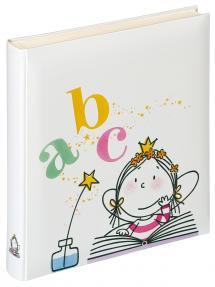 Børnealbum Feskole - 28x30,5 cm (50 Hvide sider / 25 blade)