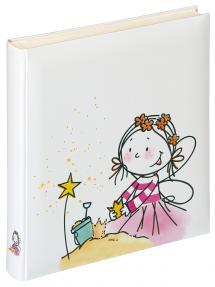 Børnealbum Febørnehave - 28x30,5 cm (50 Hvide sider / 25 blade)
