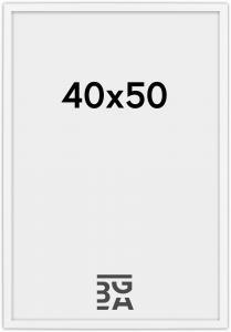 Edsbyn Hvid 40x50 cm