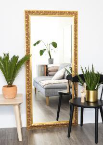 Spejl Baroque Guld 60x150 cm