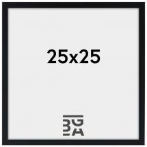 Edsbyn Sort 25x25 cm