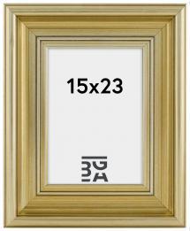 Mora Billedramme Premium Sølv 15x23 cm