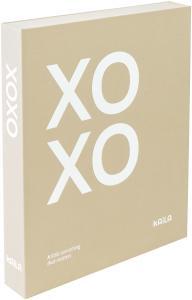 KAILA XOXO Nude - Coffee Table Photo Album (60 Sorte Sider / 30 Blade)