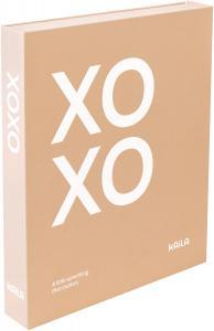 KAILA XOXO Pink - Coffee Table Photo Album (60 Sorte Sider / 30 Blade)