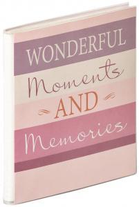 Moments Wonderful - 40 Billeder i 11x15 cm