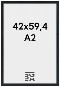 Ramme Stilren Sort 42x59,4 cm (A2)