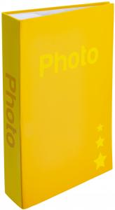 ZEP Fotoalbum Gul - 402 Billeder i 11x15 cm