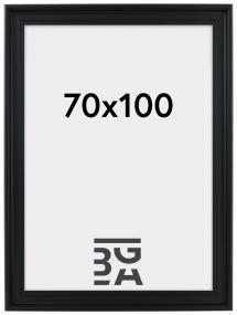 Ramme Mora Premium Sort 70x100 cm