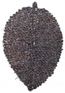 Dækkeserviet - Grå 34x50 cm