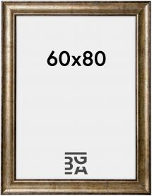 Saltsøbadet Antikguld 60x80 cm