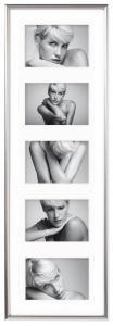 Galeria Collageramme Sølv - 5 Billeder