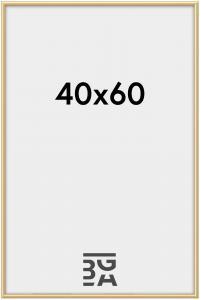 New Lifestyle Plexiglas Guld 40x60 cm