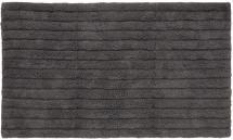 Bademåtte Stripe - Askegrå 60x100 cm