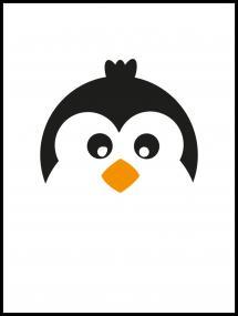 Penguin Plakat