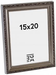 Abisko Sølv 15x20 cm