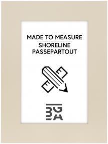 Passepartout Shoreline - Bestilt efter mål