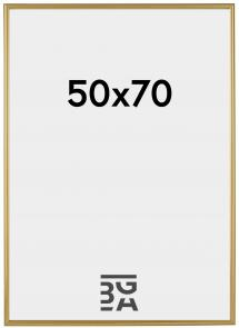 Decoline ramme Guld 50x70 cm