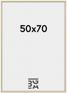 Ramme New Lifestyle Guld 50x70 cm
