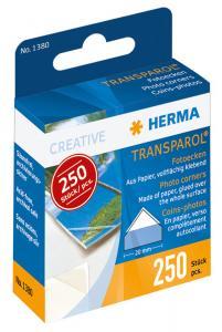 Herma Photo Corners - 250 stk