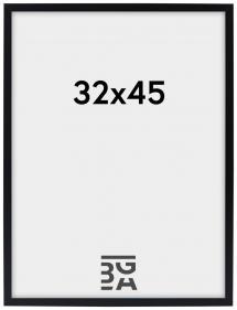 Edsbyn Sort 32x45 cm