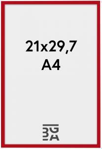 New Lifestyle Rød 21x29,7 cm (A4)