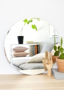 KAILA Rundt Spejl Deluxe 60 cm Ø