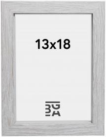 Elegant Box Fotoramme Grå 13x18 cm