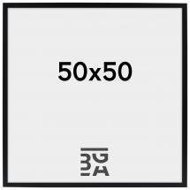 Ramme Edsbyn Akrylglas Sort 50x50 cm