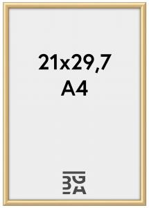 New Lifestyle Guld 21x29,7 cm (A4)