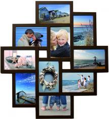 Holiday Gallery Mørkbrun - 10 Billeder