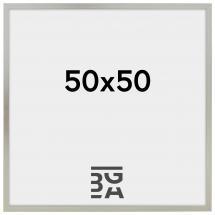 Ramme Edsbyn Sølv 50x50 cm