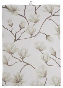Viskestykke Magnolia - Sand