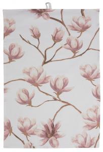 Viskestykke Magnolia - Lyserød