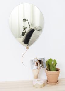 Spejl EO Balloon Large 36x46 cm