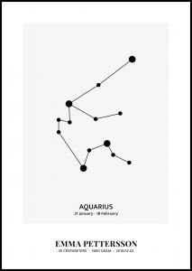 Aquarius - stjernetegn