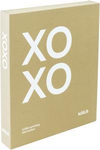 KAILA XOXO Vanilla - Coffee Table Photo Album (60 Sorte Sider / 30 Blade)